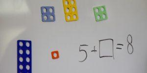 Numicon, didaktični pripomoček za matematiko